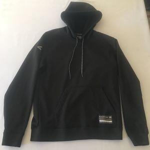 Easton men's black hoodie